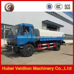 Dongfeng 10, 000L Water Tanker Truck, 10m3 Water Sprinkler Truck, Stainless Steel Water Truck