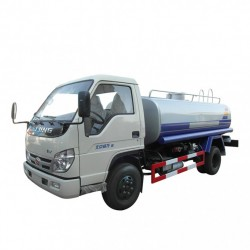 5000 -10000 Liters Water Bowser Tr