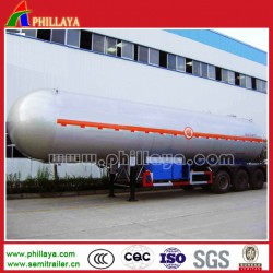 Stainless Steel/Carbon Steel/Alloy Alumimun Optional 3 Axles Tanker Container Oil Water Fuel Carrier