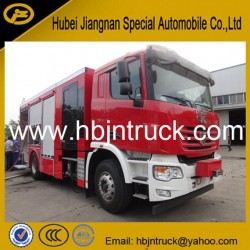 New Designed Water and Foam Tanker Fire Truck