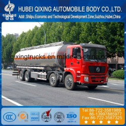 Good Quality Road Tanker Truck Adding Oil