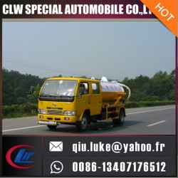 Dongfeng Sewage Suction Tanker Truck