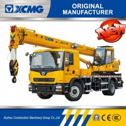 XCMG 12ton Xct12L3 Truck Mounted Crane with Ce