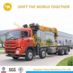 Hydraulic 10 Ton Mobile Truck Mounted Crane for Sale