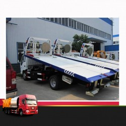 Factory New 4X2 Foton 3ton One Tow Two Road Recovery Towing Wrecker