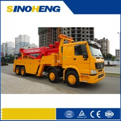 Sinotruk Special Wrecker Tow Rescue Truck with 50t Capacity