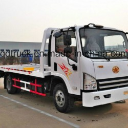 3-5 tons Rescue truck, Car Towing Truck, Flatbed Wrecker Truck