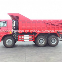 Good Quality HOWO Heavy Mining Dump Truck with Good Price