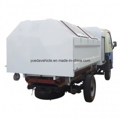 16t Dump Truck for Garbage Waste Service