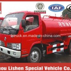 GLS 2 Axle 5000L Fire Fighting Truck