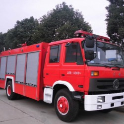Sinotruk HOWO 4X2 Fire Engine Truck 4000L Fire Fighting Truck Fire S