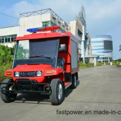 Ce 2 Seater Tourist Attractrions Electric Fire Truck