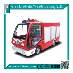 Electric Fire Fighting Truck with 1.3 M3 Water Tank, Eg6040f