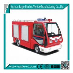 Electric Fire Fighting Car, Electric Truck