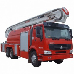 Top 1 Fire Fighting Equipment Manufacturer XCMG Official 32m Water T