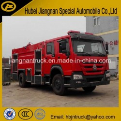 HOWO Fire Truck for Sale
