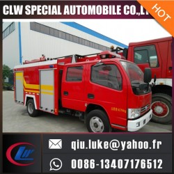 500 Gallon Water Tank Fire Fighting Truck