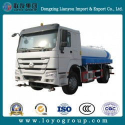 Sinotruk HOWO 10000 Liter Water Tank Truck for Sale