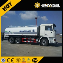 Shacman Tanker Truck 6X4 Small Water Tank Truck for Sale