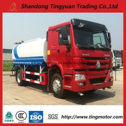 Sinotruk HOWO High Efficiency Water Tank Truck for Sale