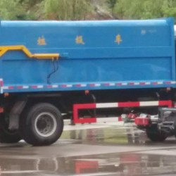 Dongfeng Sealed Garbage Truck