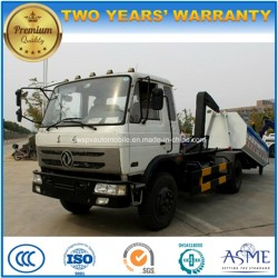 Dongfeng 4X2 15 Cbm Hook Truck 15 Tons Arm Roll Garbage Truck for Sa