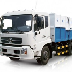 XCMG Official Manufacturer 8t Garbage Trucks Xzj5160gxwd5 (Sanitary Engineering Truck)