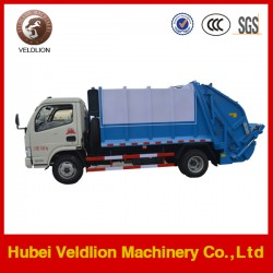 Foton 4*2 6cbm Compressed Garbage Truck