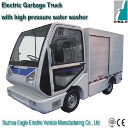 Electric Garbage/Road Washing Truck (EG6032XA1)