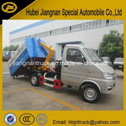 Changan Small Arm Roll Garbage Truck
