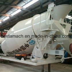 3 Ton Concrete Mixing Transport Truck