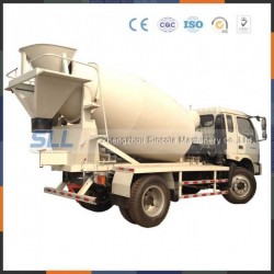 High Efficient Concrete Mixing Transportation Truck for Sales/Plant Manufacturers