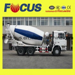 Competitive Quality Factory 8cbm Automatic Concrete Mixer Truck