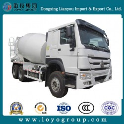 Sinotruk HOWO 6X4 Concrete Mixer Truck for Sale