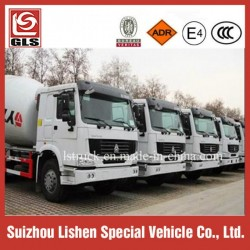 HOWO Sinotruk 6*4 Concrete Truck 336HP Export to Africa