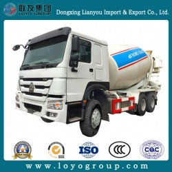 Sinotruk HOWO 10wheel 336HP with 10cubic Concrete Mixer Truck Capaci