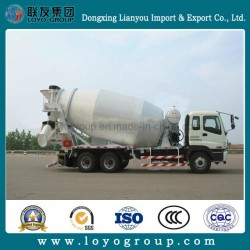 Used Japan 6X4 10m3 Second Hand Concrete Mixer Truck