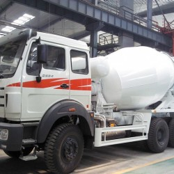 Beiben Ng80b 6X4 Concrete Mixer Truck for Sale