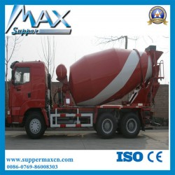 China Supplier HOWO A7 8X4 Cement Mixer Concrete Mixers Truck for Sale