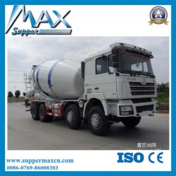 New Shacman M3000 Truck 8X4 Concre