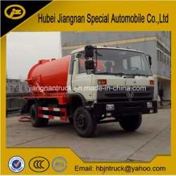 Dongfeng 8 Cubic Meters Sludge Suction Tank Truck