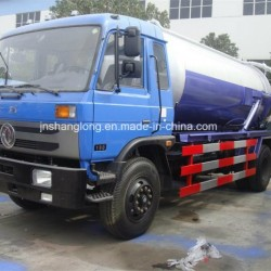 Dongfeng 190HP 10m3 Vacuum Suction Truck