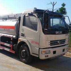 Dongfeng Oil Transport Truck