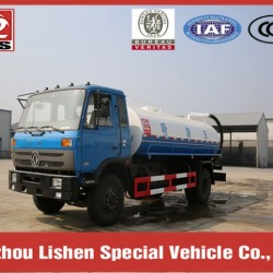 Dongfeng 4*2 8000-10000 Liters Fecal Suction Truck