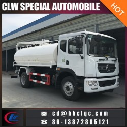 6m3 8m3 Fecal Sewer Septic Suction Tank Truck