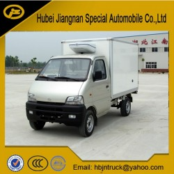 Changan 1 Ton Small Refrigerated Truck for Sale
