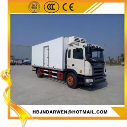 4*2 JAC Refrigerated Freezer Truck 10ton for Sale