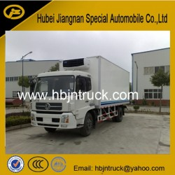 Dongfeng 10 Ton Refrigerated Van Truck