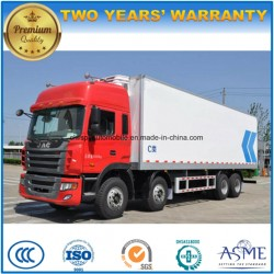 JAC 8X4 Heavy Duty Refrigerator Truck 30 Tons Refrigerated Lorry Truck