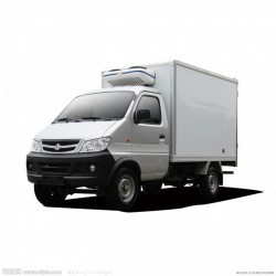 Dongfeng 3 Ton Refrigerator Truck with High Quality Freezer Xbw Hot